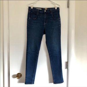 Anthropologie Pilcro skinny jeans size 31